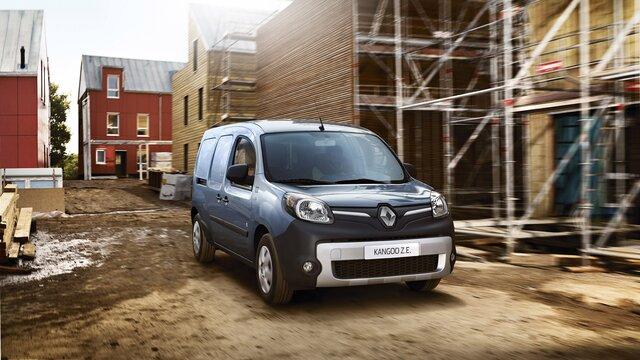 Exteriér Renault KANGOO
