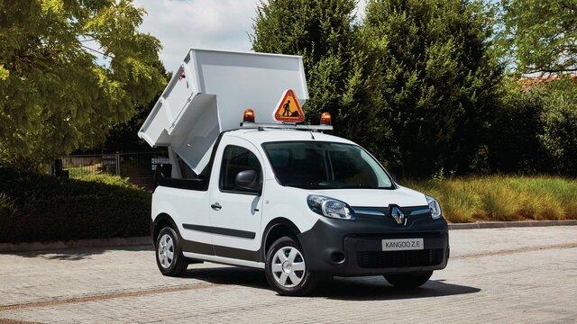 Renault KANGOO laadbak