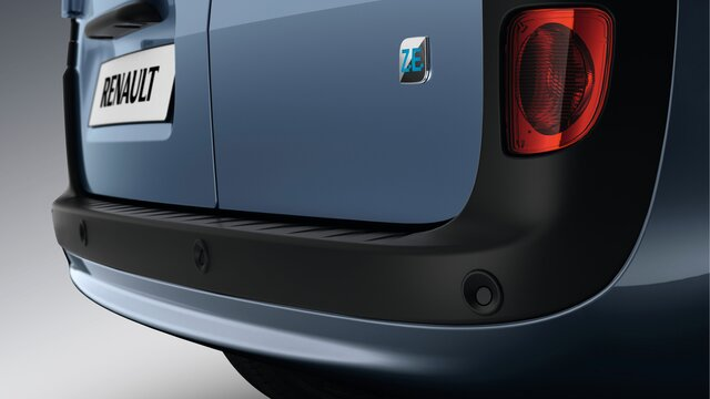 Renault KANGOO Z.E. Senzori de parcare spate