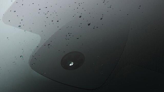 Renault KANGOO Z.E. rain and light sensor