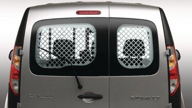 Зовнішній вигляд Renault KANGOO Z.E. - вигляд ззаду