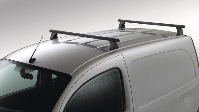 Багажник на покрива