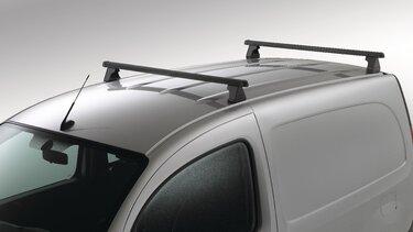 Renault KANGOO Z.E. Podélné střešní lišty