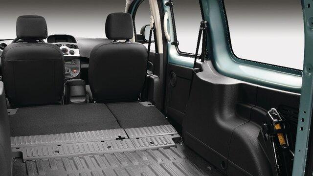 Renault KANGOO Z.E. - modularité