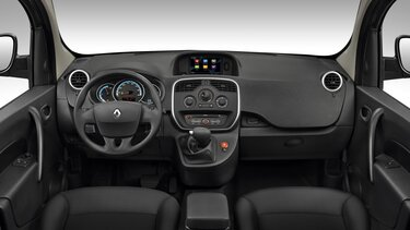 KANGOO ELECTRIC interieur