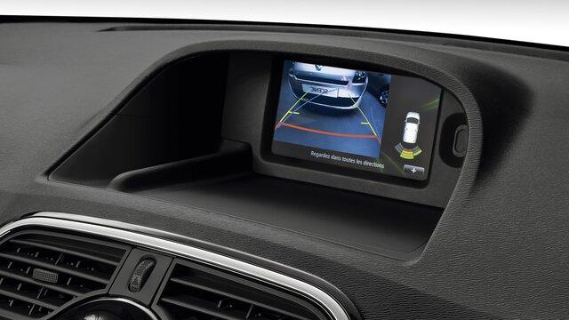 Renault KANGOO Z.E. – kamera za vzvratno vožnjo