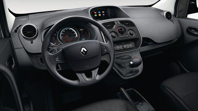 Renault- KANGOO Z.E. innen
