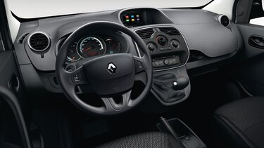 Renault KANGOO ELECTRIC interieur