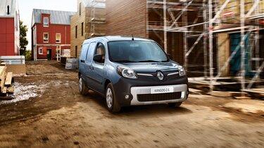 Renault KANGOO Electric avant