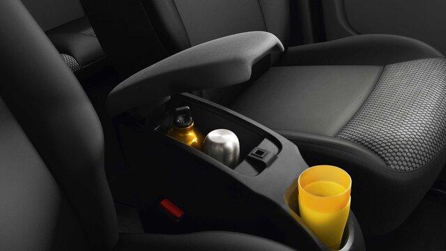 Renault KANGOO - Rruimte