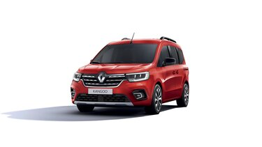 Renault Kangoo– das Freizeitfahrzeug für die ganze Familie
