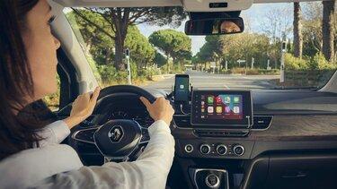 Renault Kangoo– Innenraum