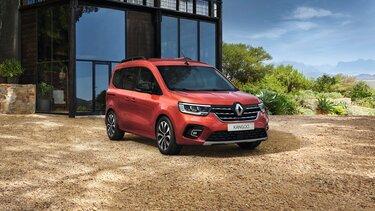 Nouveau Renault KANGOO combispace
