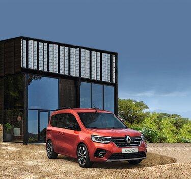 Neuer Renault Kangoo PKW