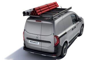 Galerie de toit aluminium Kangoo Van