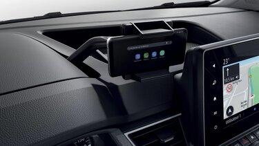Supporto per smartphone magnetico di Nuovo Kangoo Van