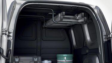 Easy Inside Rack för Kangoo transportbil