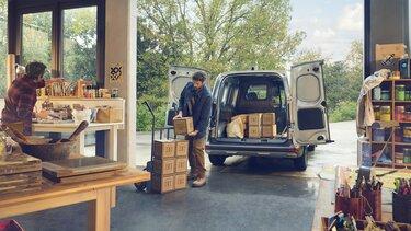 Kangoo Van - Trasporto di merci