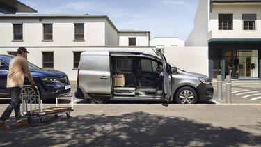 KANGOO Varevogn – Let erhvervskøretøj
