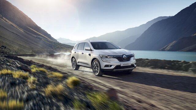 Renault - KOLEOS Acessórios