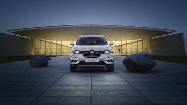 Renault KOLEOS garage wit
