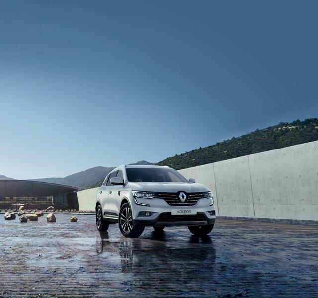 Renault Koleos Profil
