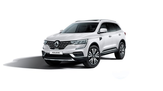 Renault KOLEOS Bordeaux front end