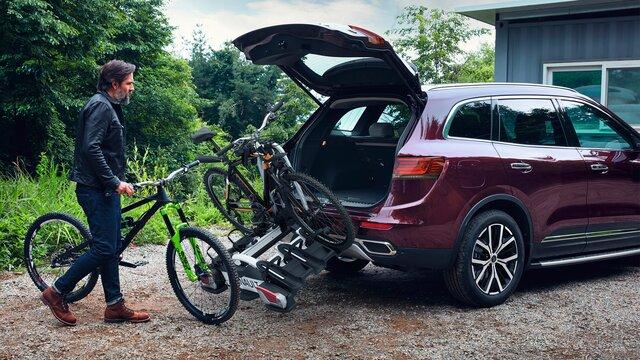 Folie chroniące karoserię - Renault KOLEOS
