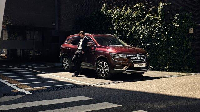 Exteriér vozu Renault KOLEOS