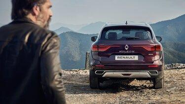 Renault KOLEOS – bakparti sett bakifrån