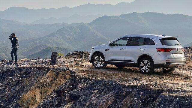 Renault KOLEOS erbjudande