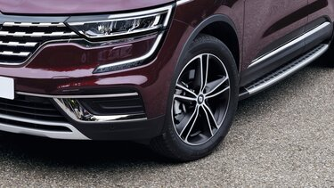 Disky kol vozu Renault KOLEOS