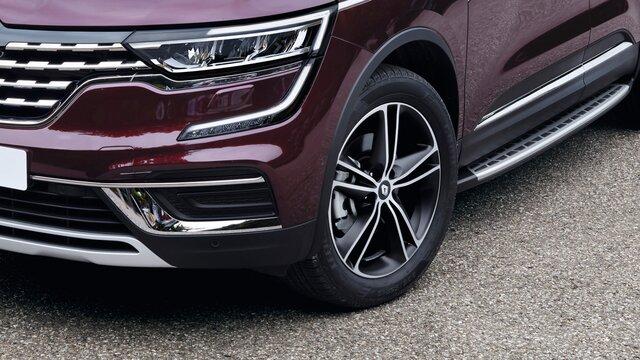 Renault KOLEOS Aluminiumfelgen