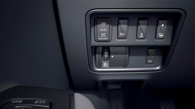 All Mode4x4-i Renault KOLEOS