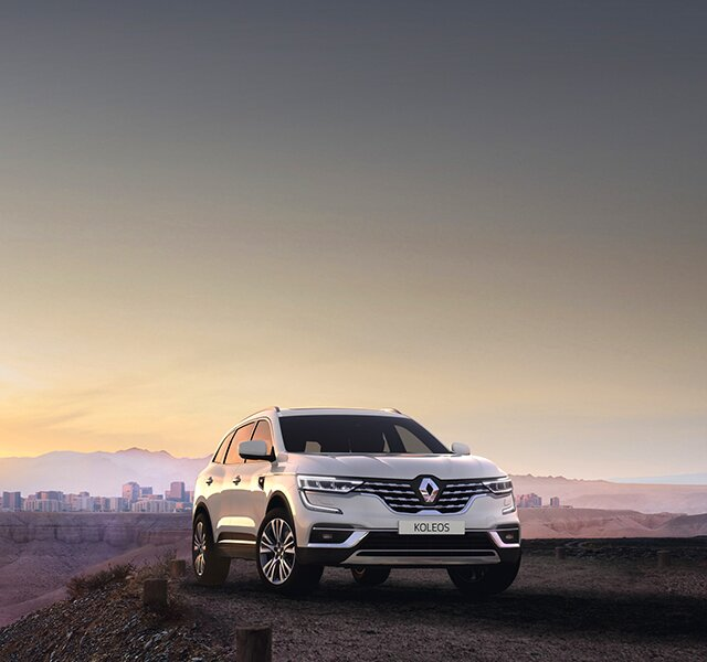 Renault KOLEOS INITIALE PARIS SUV 4x4 familiar