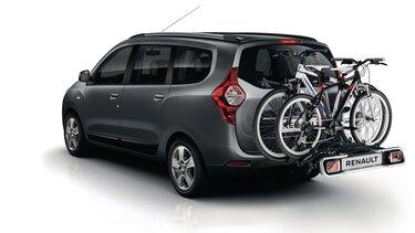 Renault LODGY - Кріплення для велосипеда