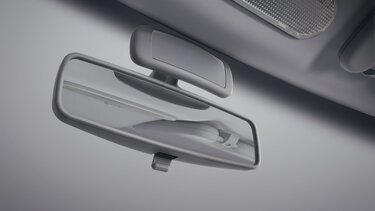 Renault LODGY - Дзеркало для спостереження за дітьми