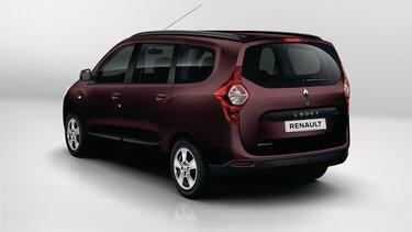 Renault LODGY - Задня частина