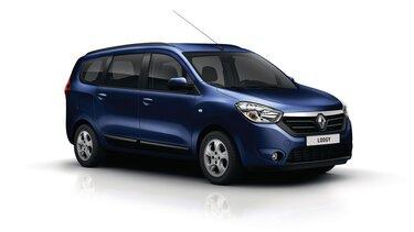 Renault LODGY - Передня частина