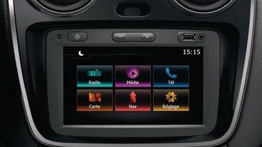 Renault LODGY - Media Nav