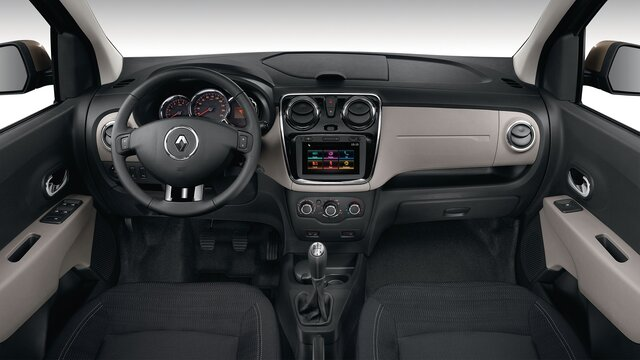 Renault LODGY - Оснащення