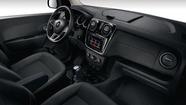 Renault LODGY - Інтер'єр