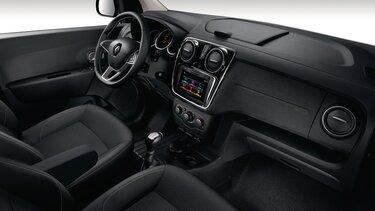 Renault LODGY - Панель приладів