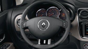 Renault LODGY - Кермо