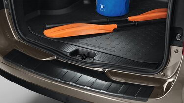 Renault LOGAN MCV - Поріг для багажника