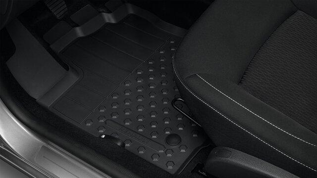 Renault LOGAN MCV - Гумові килимки