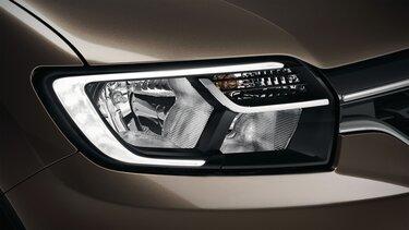 Renault LOGAN MCV - Передні ліхтарі