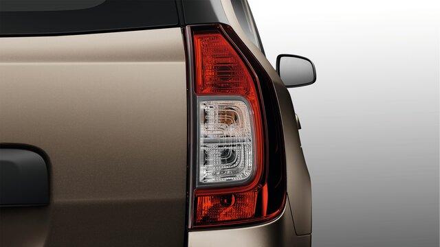Renault LOGAN MCV - Задні ліхтарі