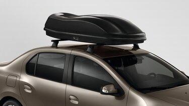 LOGAN - Багажник на даху