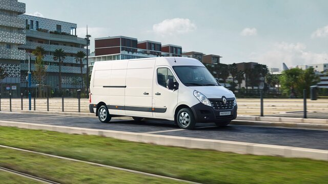MY Renault App - Renault MASTER Z.E.